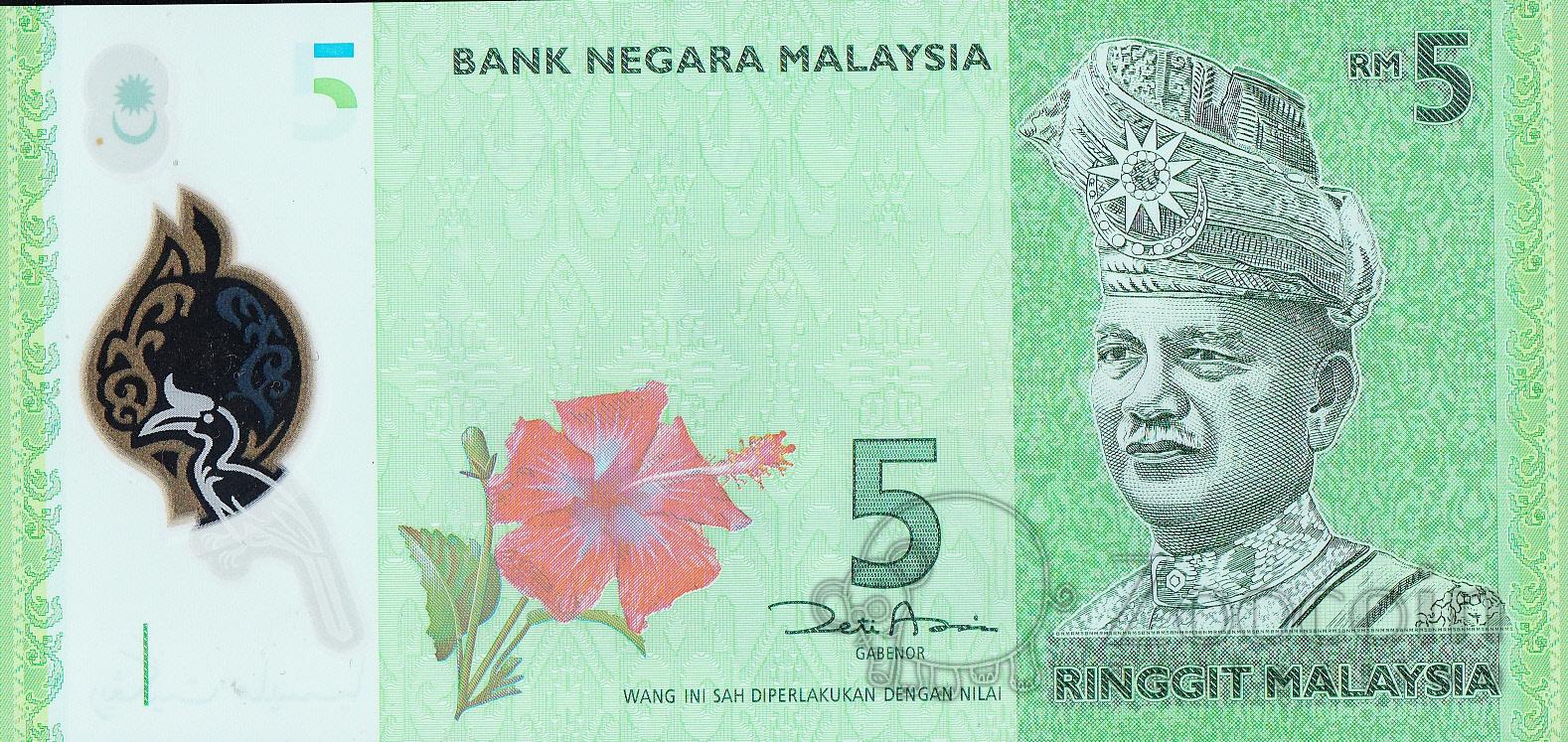 Malaysian ringgit