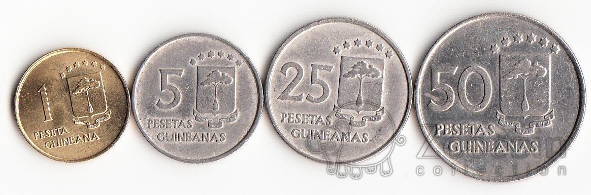 Монеты экваториальной гвинеи самая дешевая монета в мире